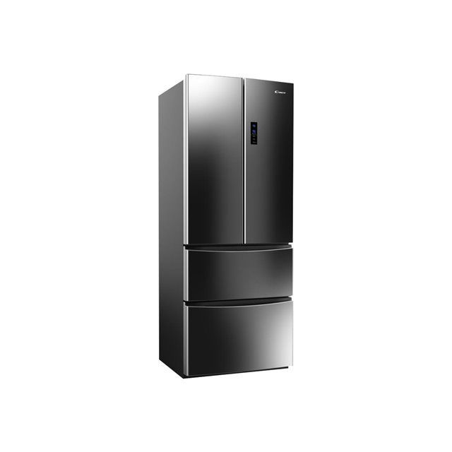 Candy Refrigerateur multi-portes 371L - CCMN7182IXS