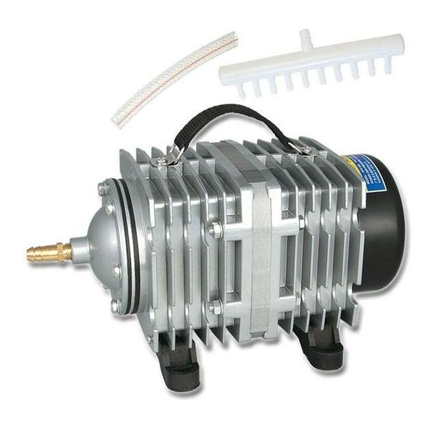 Wewoo Pompe aquarium 120W 110L / Min compresseur de à air électromagnétique poisson augmentation la capacité du réservoir d'ox