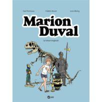 Bd Kids - Marion Duval tome 24 ; Le Trésor Englouti