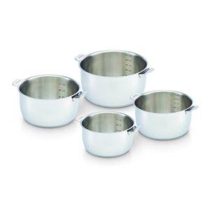 BEKA - Set de 4 casseroles 14 à 20 cm Select