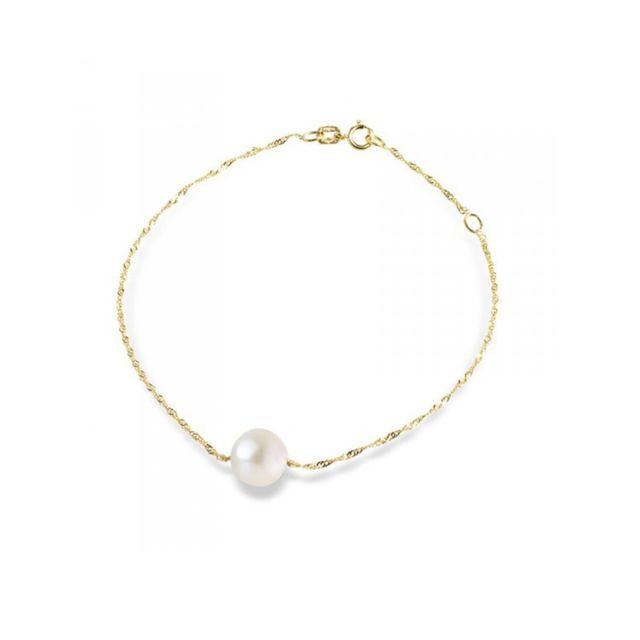 bracelet femme perle de culture
