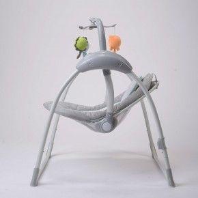 BEBE2LUXE - Balancelle electrique Swing Lilou jump