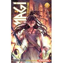 Kurokawa - Magi, the labyrinth of magic T.7
