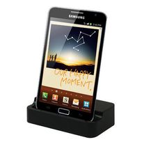 Yonis - Dock de synchronisation Samsung Galaxy Note et Note 2 chargeur Noir