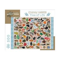 Générique - Charley Harper - Tree of Life: 500 Piece Puzzle