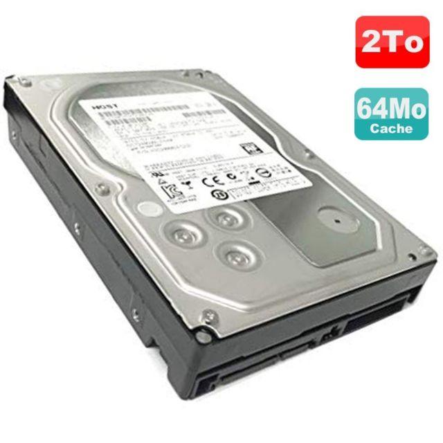 Hitachi Disque Dur 2to Sata 3 5 Hua723020ala640 0f14043 Mrk5bb