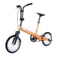 Bigfish - Vélo pliant Line 3v orange
