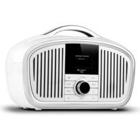 Soundmaster - Ir4000 radio Fm Dab internet Wifi Fm Dab+ Usb -blanc