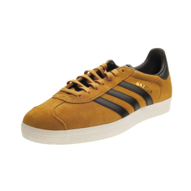 Adidas originals - Basket Gazelle - Bz0035 Jaune