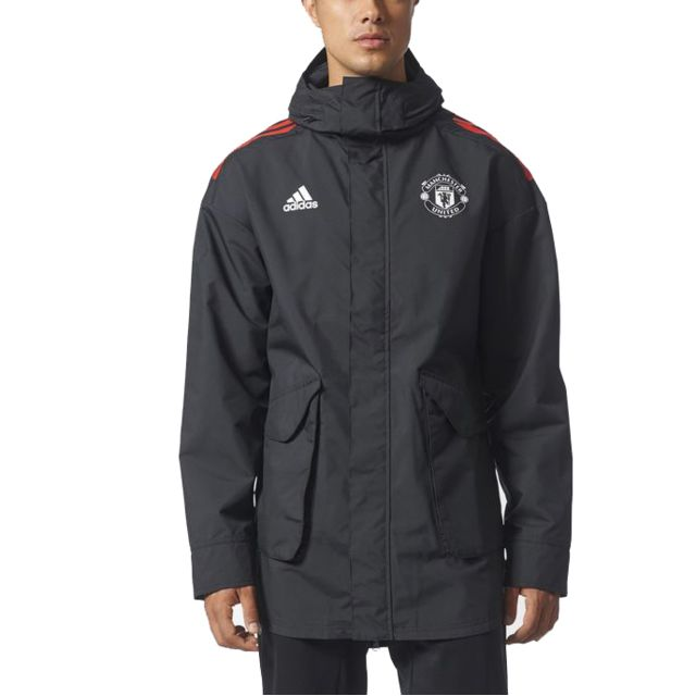 Adidas performance Veste football Manchester United Ucl