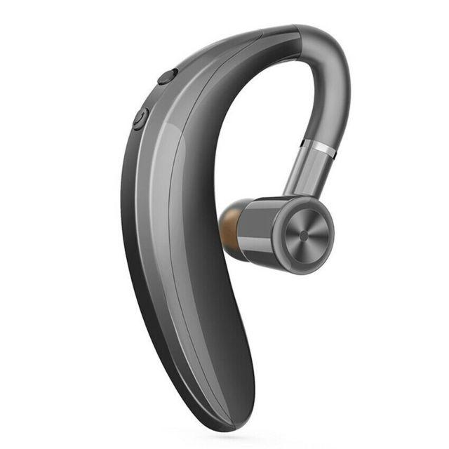 Écouteur casque sans fil Bluetooth pour camionneur à réduction de bruit pour la conduite