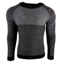 Achat Cher Pas Grosse Homme Pull Maille vxtpAq