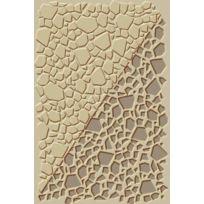 Graines Creatives - Plaque de texture Mosaique - Graine créative