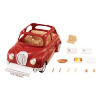 Sylvanian - voiture rouge