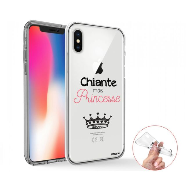 coque iphone xs design