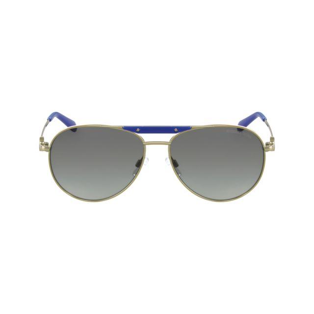 Michael Kors - Zanzibar Mk-5001 100411 Or - Bleu - Lunettes de soleil