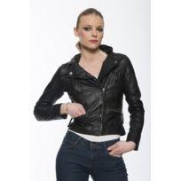 c9e1c47ac9 Blouson cuir femme oakwood - catalogue 2019 - [RueDuCommerce ...