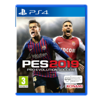 KONAMI - Pro Evolution Soccer 2019 - Jeu PS4