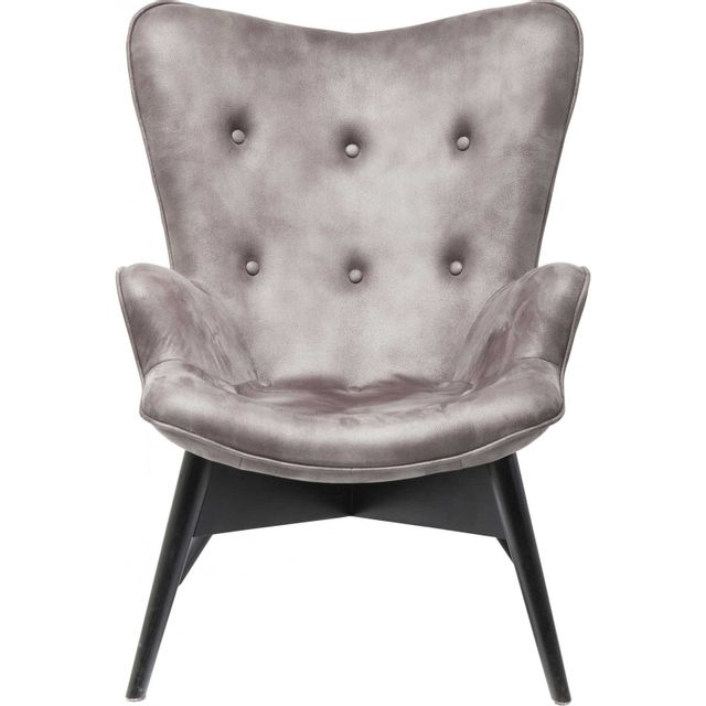 Karedesign Fauteuil Angels Wings anthracite Kare Design
