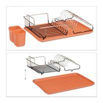 egouttoir vaisselle design achat egouttoir vaisselle design pas cher rue du commerce. Black Bedroom Furniture Sets. Home Design Ideas