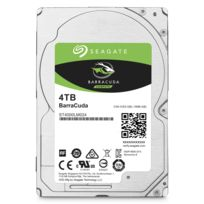 BarraCuda 4 To Mobile HDD 2,5