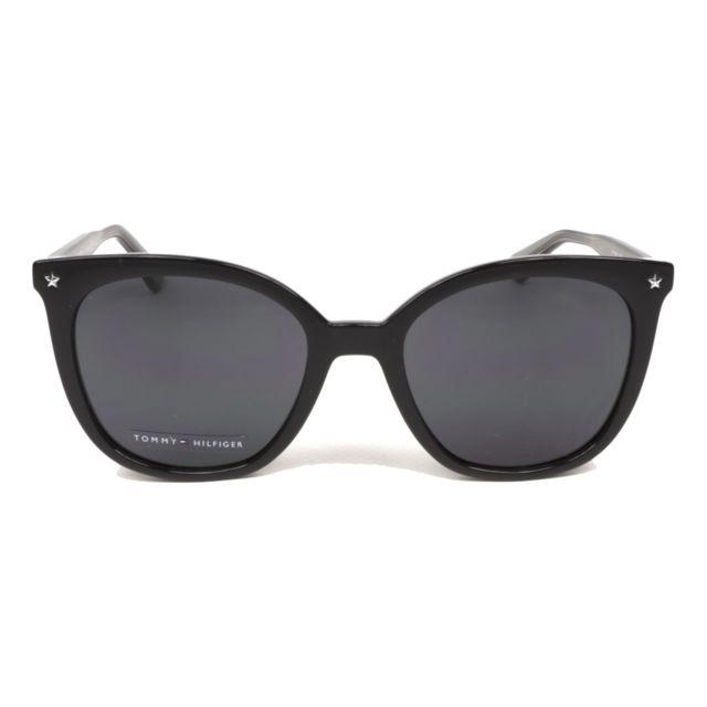 Tommy Hilfiger TH 1550//S Montures de Lunettes 53 Femme Black Noir