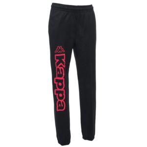 Kappa - Pantalon de survêtement Costo noir logo fushia Noir 92959 XS