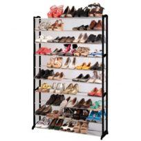 Ose - Etagère à chaussures 30 paires 10 niveaux