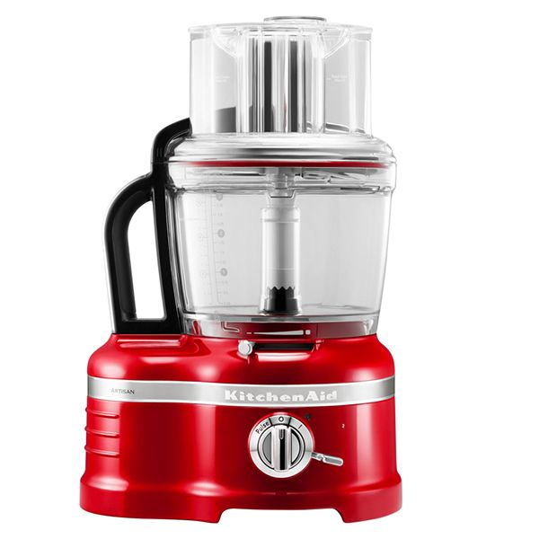 KITCHENAID robot ménager 4l 650w rouge empire - 5kfp1644 eer