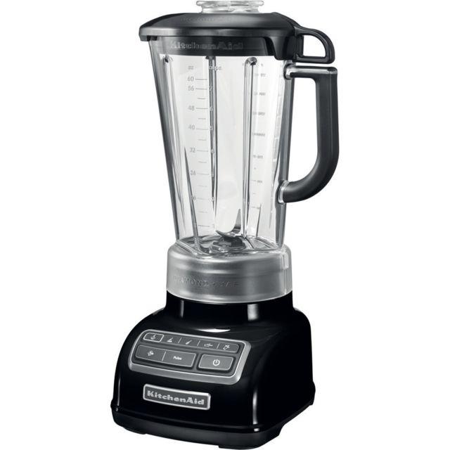 Kitchenaid blender mixeur électrique de 1,75L 550W noir onyx gris