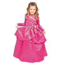Festiveo - Déguisement Barbie Princesse Réversible
