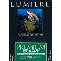 LUMIERE - Papier photo Premium Brillant - 10x15cm