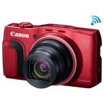 CANON - Pack PowerShot SX710 HS Rouge