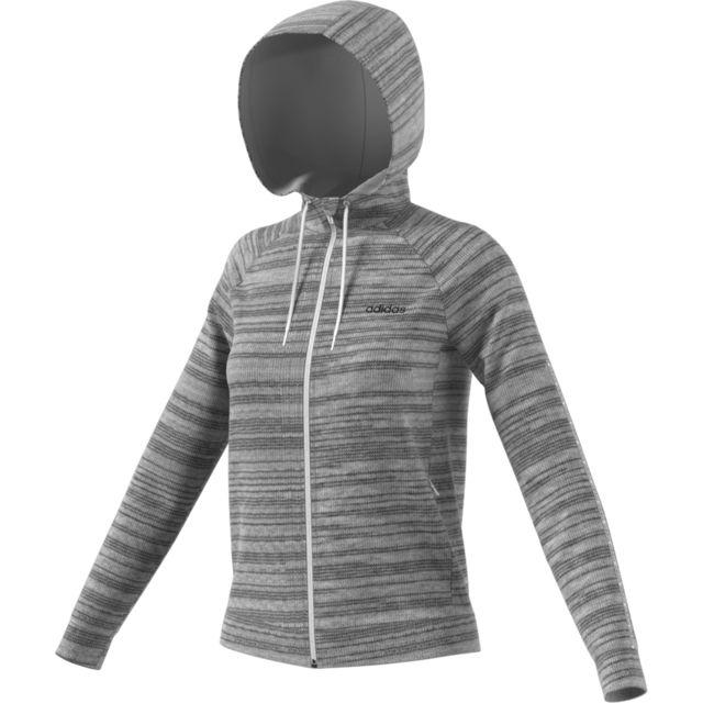 sweat-shirt adidas femme