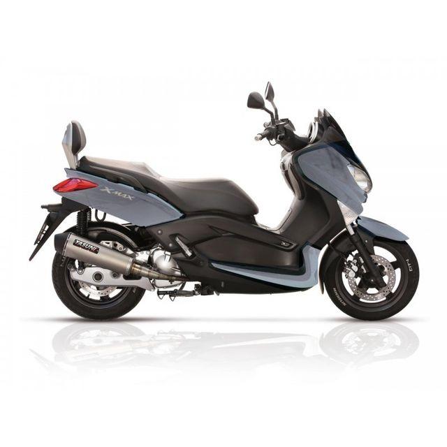 yasuni echappement scooter 4 yamaha xmax 125 pas cher achat vente echappement rueducommerce. Black Bedroom Furniture Sets. Home Design Ideas
