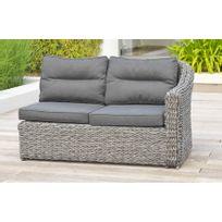 meridienne resine tressee achat meridienne resine. Black Bedroom Furniture Sets. Home Design Ideas