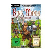 Diverse - King Mania - North Kingdom PC, import allemand