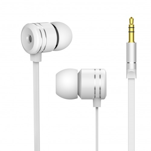 POSS Ecouteurs intra-auriculaires - PSIN248SL - Blanc