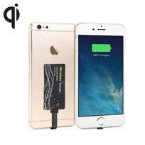 Delune - Récepteur Qi pour chargement sans fil Iphone 6+/6S+/7+ WT-IP6-P