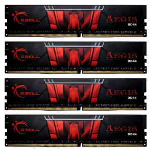 G.SKILL - Aegis Gaming Series 16 Go 4 x 4 Go DDR4 2133 Mhz Cas 15