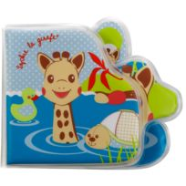 Vulli - Livre de bain Sophie la girafe