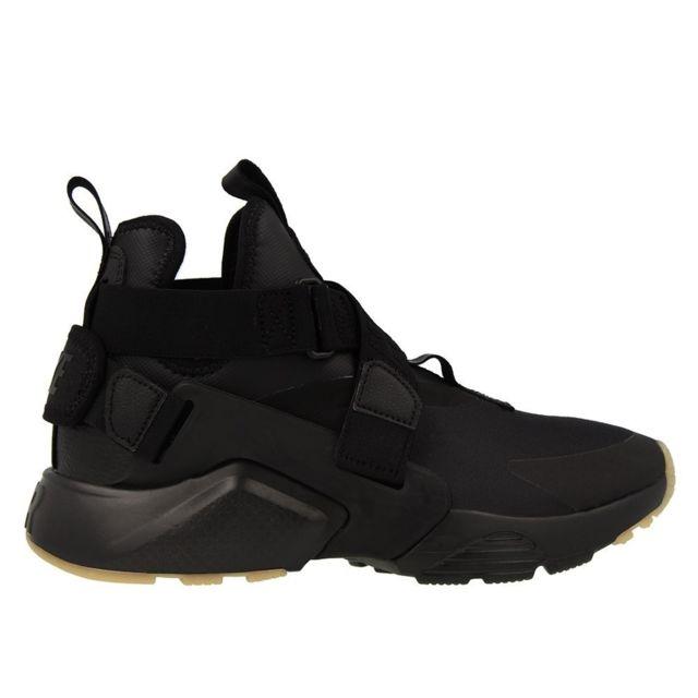 later good sale uk Nike - Wmns Air Huarache City Noir - pas cher Achat / Vente ...