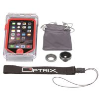 Optrix - Kit iPhone 5/5S - 2 Objectifs - 9466002