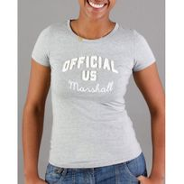 Divers Marques - Top Marshall Femme Us gris