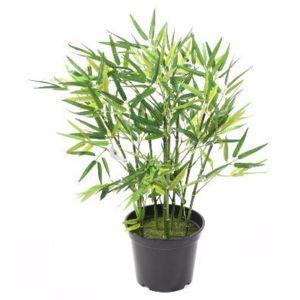 artificielflower bambou artificiel arbuste cannes vertes. Black Bedroom Furniture Sets. Home Design Ideas