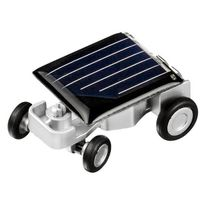Inprosolar - La plus petite voiture solaire du monde