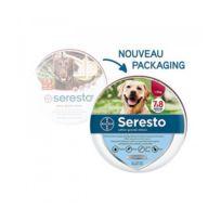 Seresto - Collier Bayer Anti-puces et tiques pour chien Chiens < 8 kg