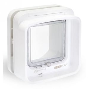 Marque Generique   Sureflap DualScan Chatiere A Puce électronique Blanc