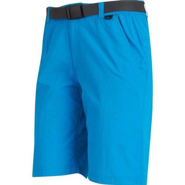 2362864fcddfc9 Wanabee - Short - Homme - Bleu - pas cher Achat / Vente Short de ...