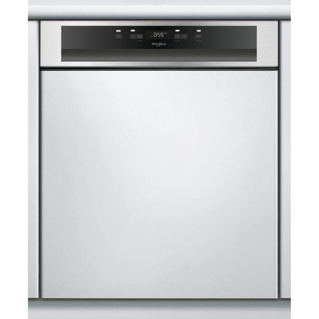 Whirlpool Lave-vaisselle Integre 60cm Integrable Wbc 3 C 24 Px